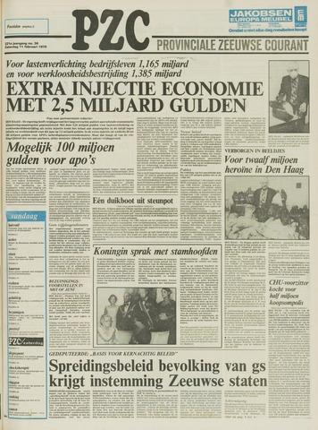 Provinciale Zeeuwse Courant 1978-02-11
