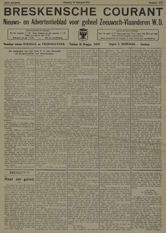 Breskensche Courant 1937-02-16