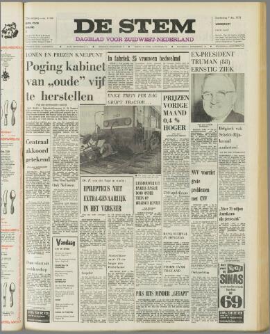 de Stem 1972-12-07
