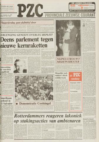 Provinciale Zeeuwse Courant 1983-05-27