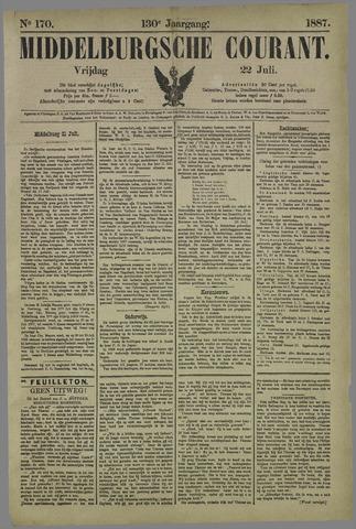 Middelburgsche Courant 1887-07-22