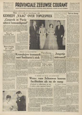 Provinciale Zeeuwse Courant 1961-06-07