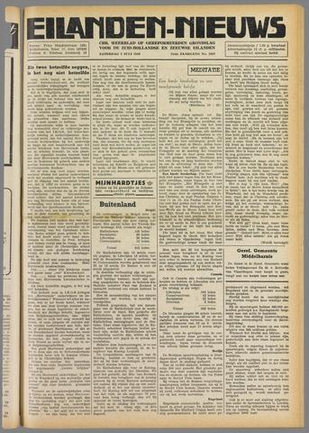 Eilanden-nieuws. Christelijk streekblad op gereformeerde grondslag 1949-07-02