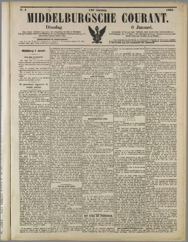 Middelburgsche Courant 1903-01-06