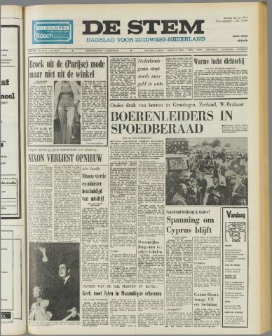 de Stem 1974-07-30