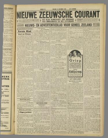Nieuwe Zeeuwsche Courant 1926-12-31