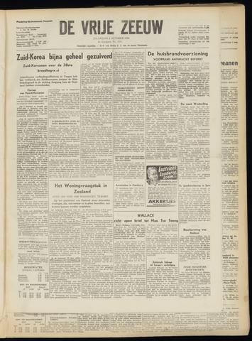 de Vrije Zeeuw 1950-10-02