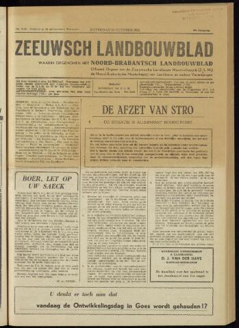 Zeeuwsch landbouwblad ... ZLM land- en tuinbouwblad 1952-10-11