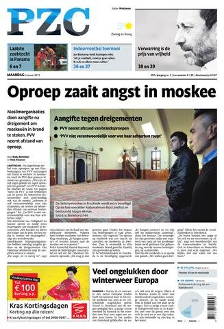 Provinciale Zeeuwse Courant 2015-01-05