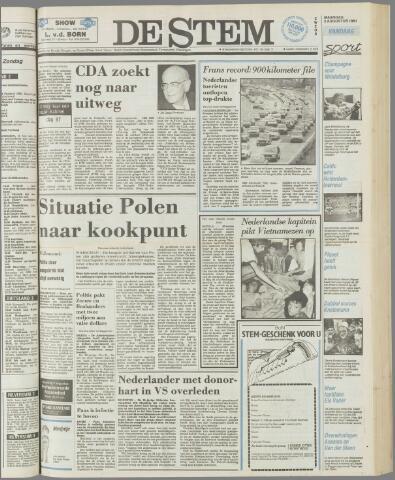 de Stem 1981-08-03