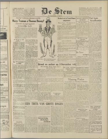 de Stem 1948-10-30