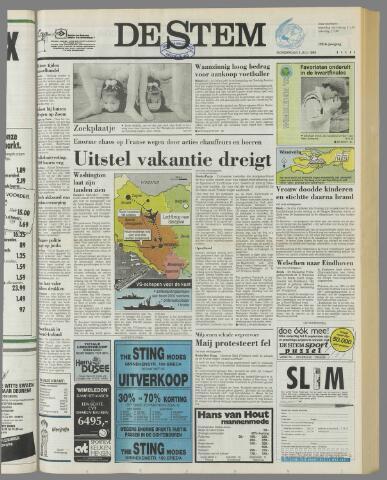 de Stem 1992-07-02