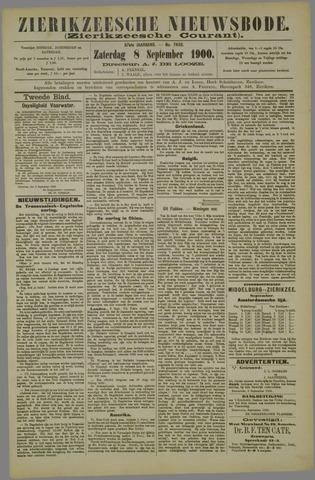 Zierikzeesche Nieuwsbode 1900-09-08