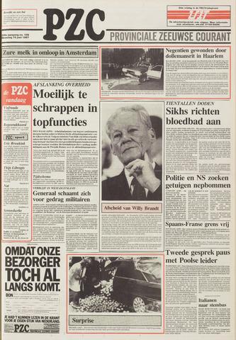 Provinciale Zeeuwse Courant 1987-06-15