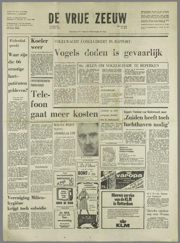 de Vrije Zeeuw 1971-06-26