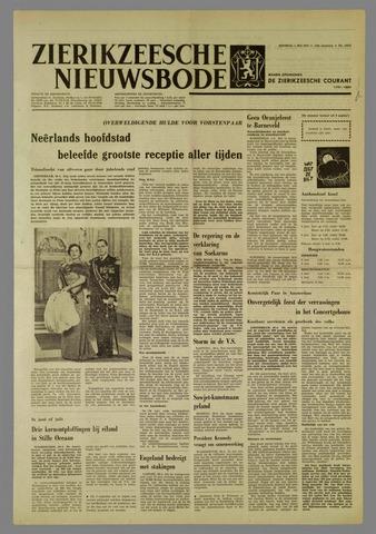 Zierikzeesche Nieuwsbode 1962-05-01