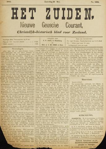 Het Zuiden, Christelijk-historisch blad 1885-05-23