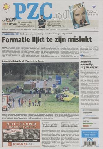 Provinciale Zeeuwse Courant 2010-09-01