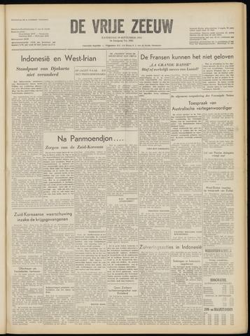 de Vrije Zeeuw 1953-09-19