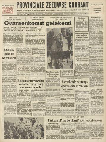Provinciale Zeeuwse Courant 1962-08-16