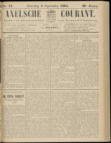 Axelsche Courant 1904-09-03