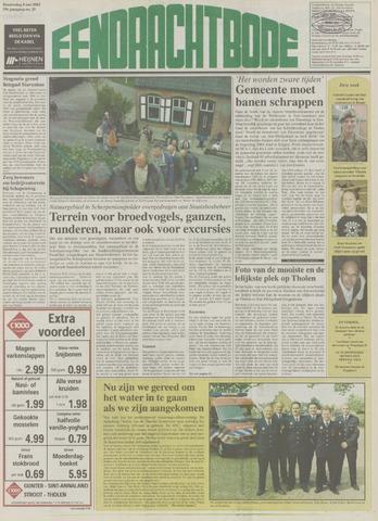 Eendrachtbode (1945-heden)/Mededeelingenblad voor het eiland Tholen (1944/45) 2003-05-08