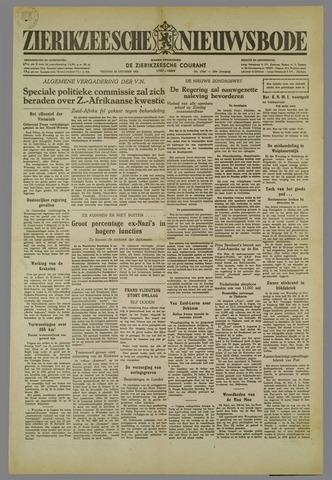 Zierikzeesche Nieuwsbode 1952-10-24