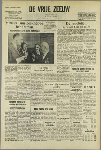 de Vrije Zeeuw 1964-07-10