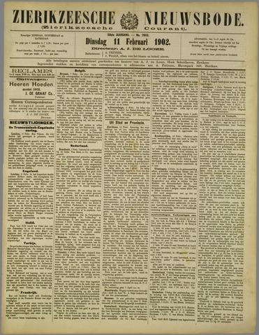 Zierikzeesche Nieuwsbode 1902-02-11