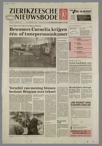 Zierikzeesche Nieuwsbode 1996-02-13