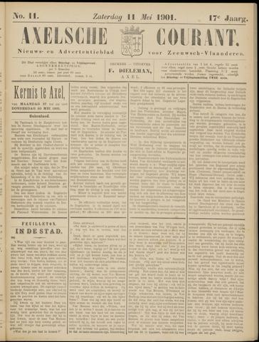 Axelsche Courant 1901-05-11