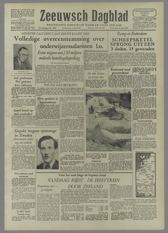 Zeeuwsch Dagblad 1957-04-17