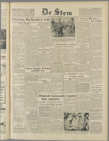 de Stem 1948-08-11