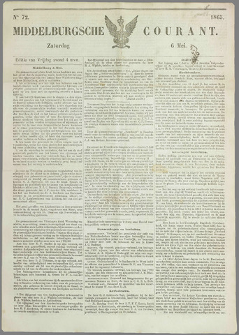 Middelburgsche Courant 1865-05-06