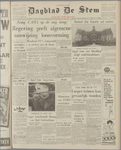 de Stem 1962-03-03