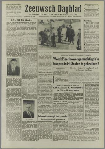 Zeeuwsch Dagblad 1956-12-31