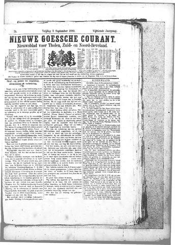 Nieuwe Goessche Courant 1880-09-09