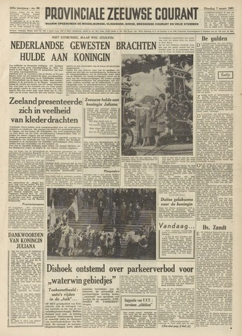 Provinciale Zeeuwse Courant 1961-03-07