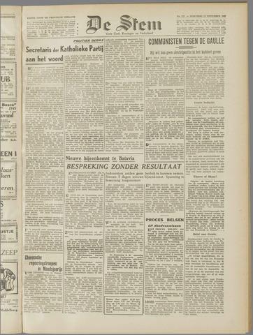 de Stem 1945-11-19