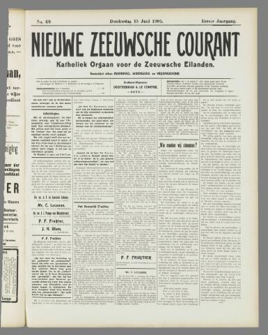 Nieuwe Zeeuwsche Courant 1905-06-15