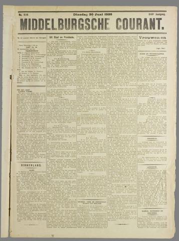 Middelburgsche Courant 1925-06-30