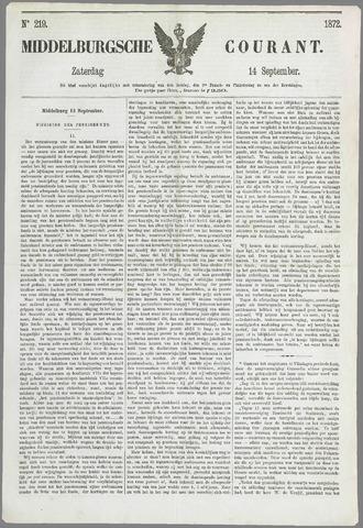 Middelburgsche Courant 1872-09-14