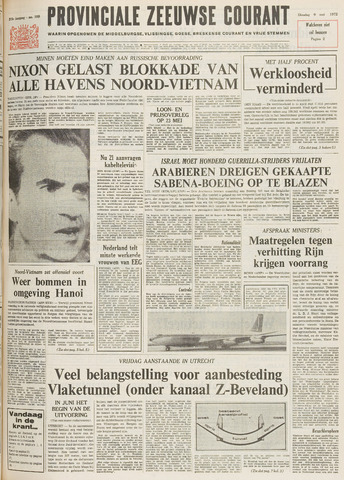Provinciale Zeeuwse Courant 1972-05-09