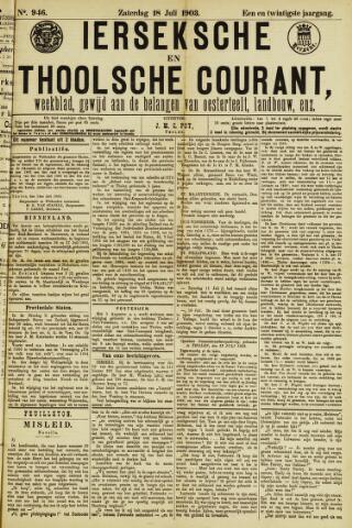 Ierseksche en Thoolsche Courant 1903-07-18