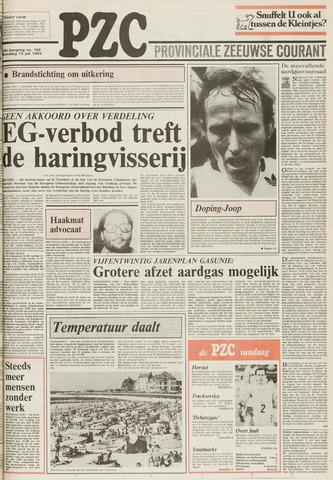 Provinciale Zeeuwse Courant 1983-07-13