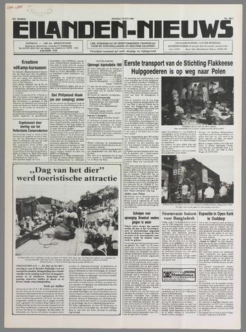 Eilanden-nieuws. Christelijk streekblad op gereformeerde grondslag 1989-07-18