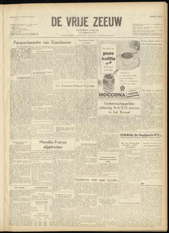 de Vrije Zeeuw 1956-05-24