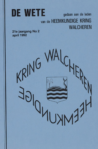 de Wete 1992-04-01
