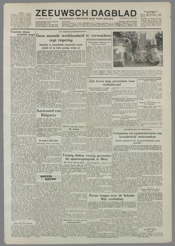Zeeuwsch Dagblad 1951-08-25