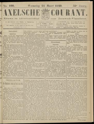 Axelsche Courant 1920-03-24